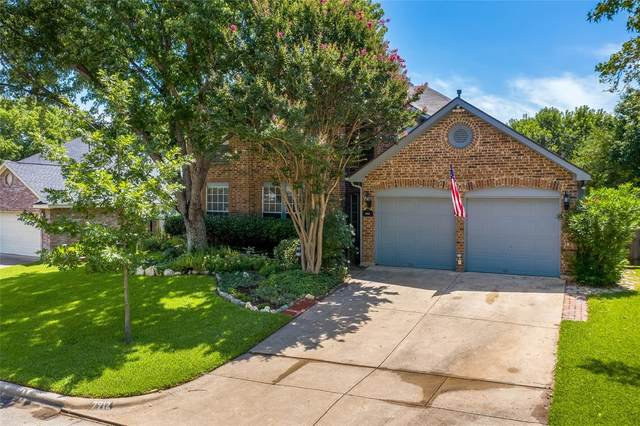 7912 Woodland Drive, North Richland Hills, TX 76182 (MLS #14370593) :: Frankie Arthur Real Estate
