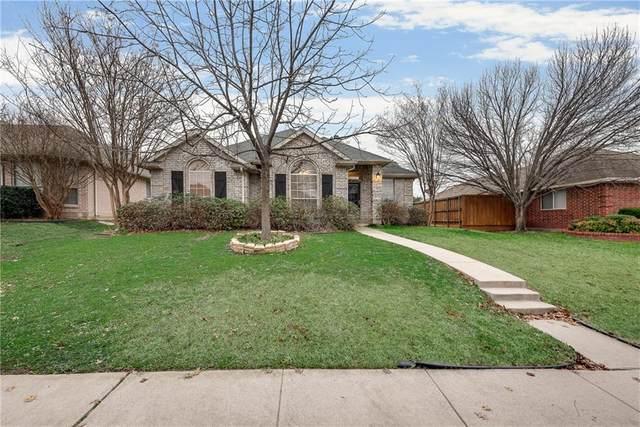 9939 Cambridge Drive, Frisco, TX 75035 (MLS #14370613) :: Tenesha Lusk Realty Group