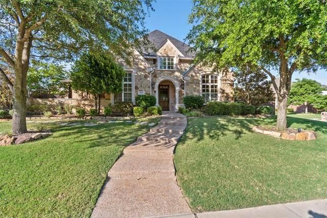 11038 Ruidosa Lane, Frisco, TX 75033 (MLS #14370620) :: NewHomePrograms.com LLC