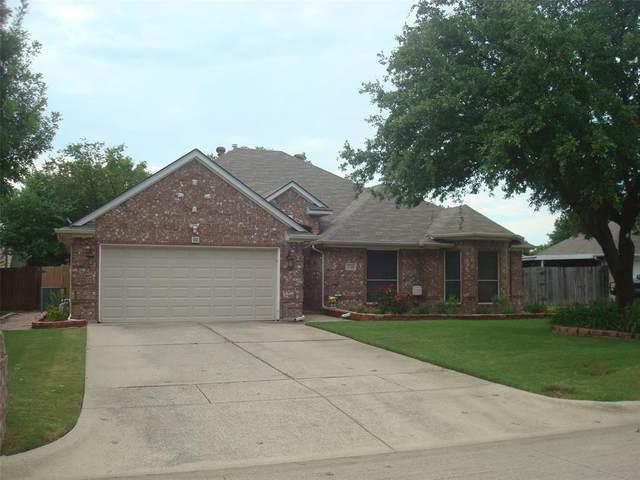 3740 Regency Circle, Fort Worth, TX 76137 (MLS #14370646) :: Real Estate By Design