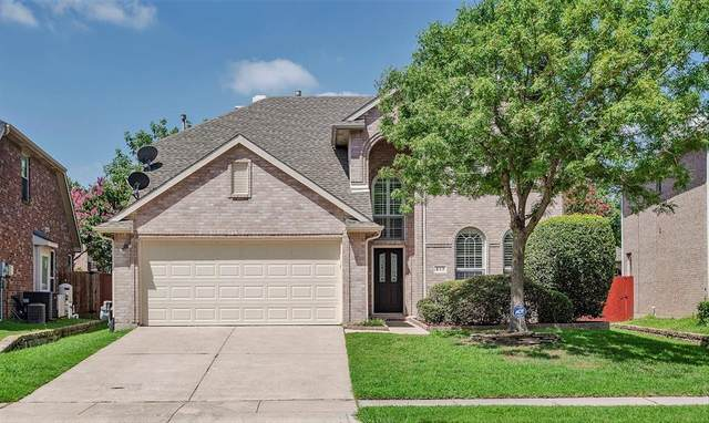 617 Bella Vista Drive, Coppell, TX 75019 (MLS #14370651) :: All Cities USA Realty