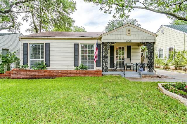 3825 Linden Avenue, Fort Worth, TX 76107 (MLS #14370728) :: The Mitchell Group