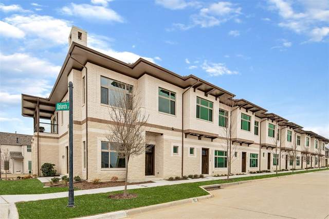 7124 Wessex Court, Mckinney, TX 75070 (MLS #14370733) :: The Hornburg Real Estate Group
