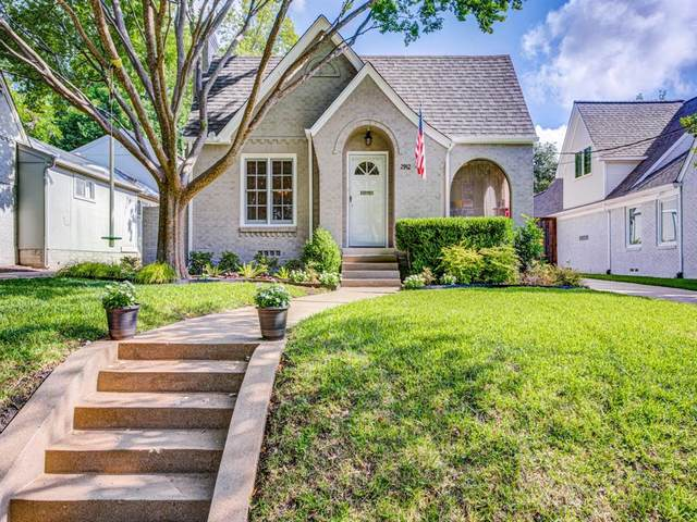 2912 Dyer Street, University Park, TX 75205 (MLS #14370748) :: Team Tiller