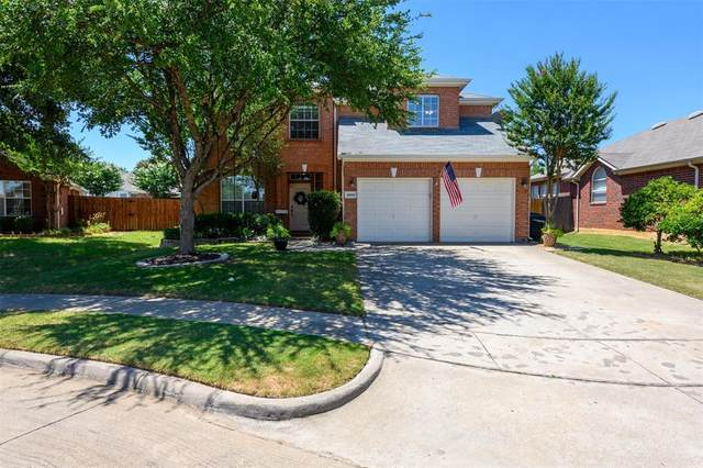 3202 Brett Road, Corinth, TX 76210 (MLS #14370765) :: Baldree Home Team