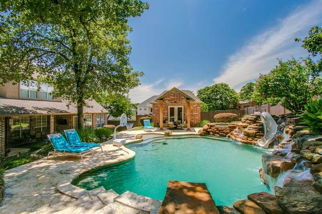 905 Crescent Drive, Highland Village, TX 75077 (MLS #14370789) :: Baldree Home Team