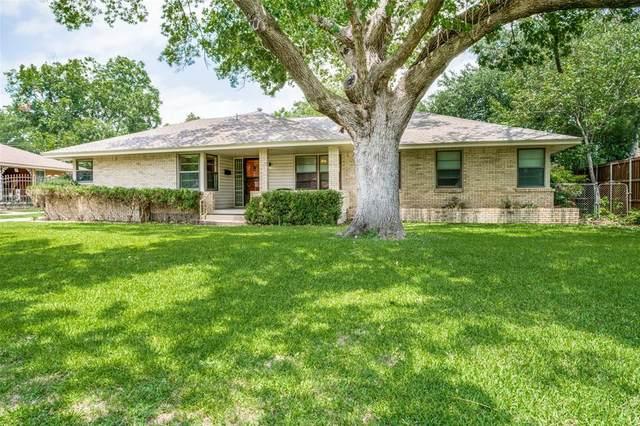 457 Mayrant Drive, Dallas, TX 75224 (MLS #14370792) :: Tenesha Lusk Realty Group