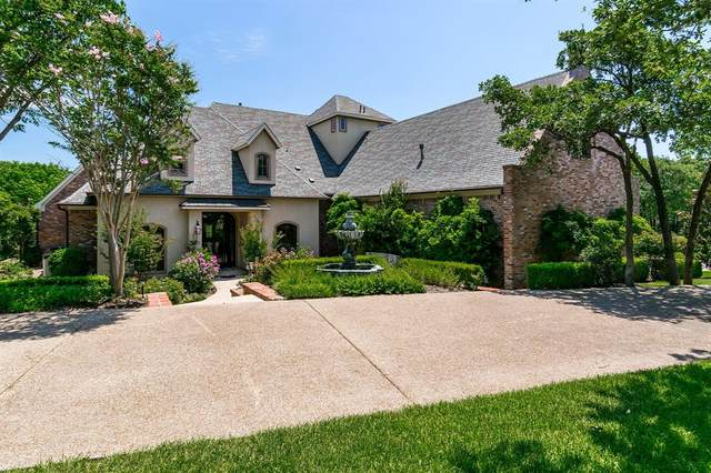 1204 Noble Way, Flower Mound, TX 75022 (MLS #14370821) :: Real Estate By Design