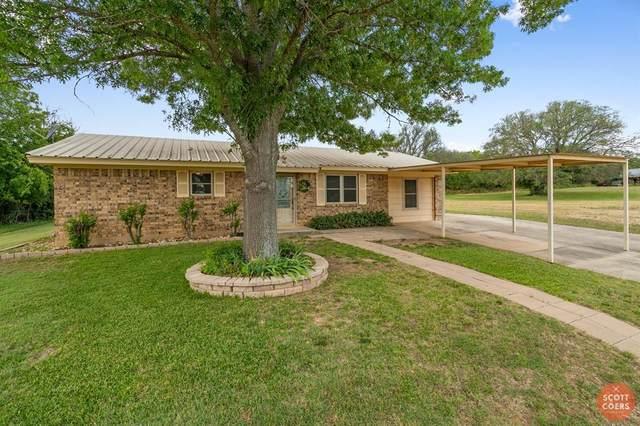 107 Nottingham Oaks Lane, Early, TX 76802 (MLS #14370830) :: RE/MAX Landmark