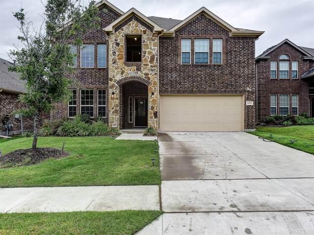 10121 Long Branch Drive, Mckinney, TX 75071 (MLS #14370866) :: The Good Home Team