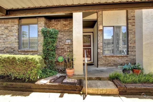 821 Dublin Drive #169, Richardson, TX 75080 (MLS #14370869) :: Results Property Group