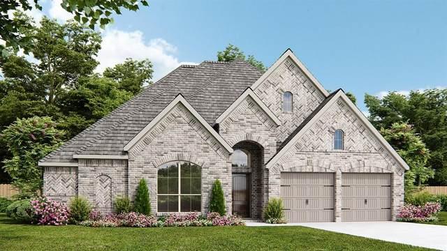 1112 Bluestem Drive, Aubrey, TX 76227 (MLS #14370887) :: Tenesha Lusk Realty Group