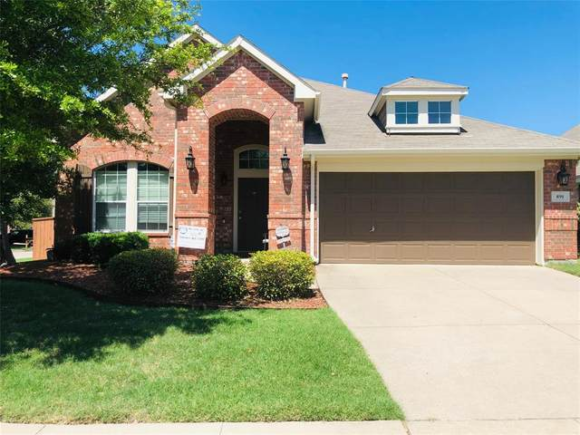 891 Honey Locust Drive, Fate, TX 75087 (MLS #14370893) :: RE/MAX Landmark