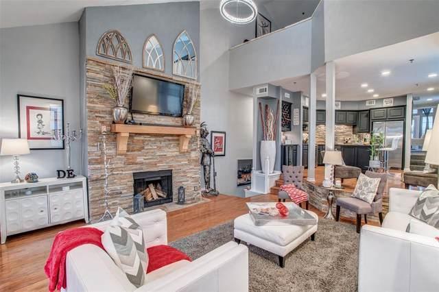 3235 Cole Avenue #85, Dallas, TX 75204 (MLS #14370913) :: EXIT Realty Elite