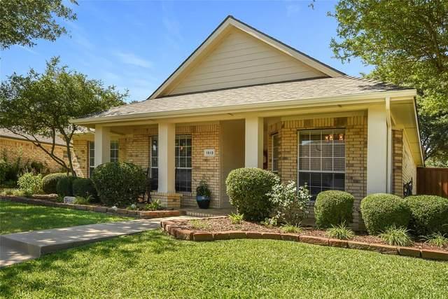 1513 Cobblestone Drive, Allen, TX 75002 (MLS #14370945) :: The Good Home Team