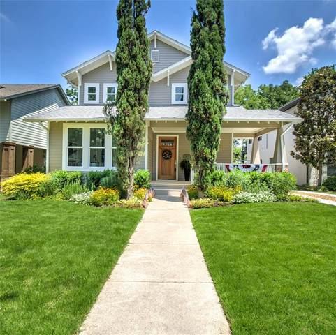 5639 Willis Avenue, Dallas, TX 75206 (MLS #14370949) :: Robbins Real Estate Group