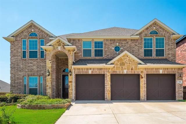 7908 Bishop Pine Road, Denton, TX 76208 (MLS #14370977) :: The Kimberly Davis Group