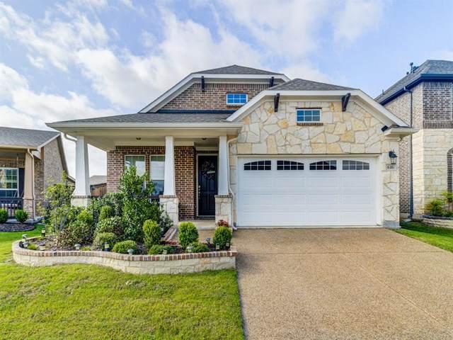 616 Chippewa Way, Aubrey, TX 76227 (MLS #14371032) :: Real Estate By Design