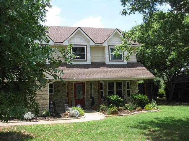 9318 Ravenswood Road, Granbury, TX 76049 (MLS #14371071) :: Team Tiller