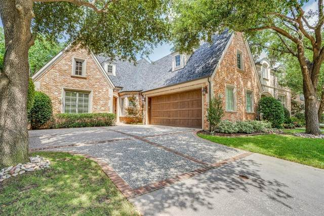67 Abbey Woods Lane, Dallas, TX 75248 (MLS #14371163) :: RE/MAX Pinnacle Group REALTORS