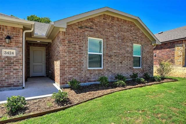 3424 Brookstone Drive, Sherman, TX 75092 (MLS #14371169) :: Team Hodnett