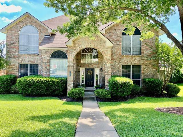 7512 Crested Butte Drive, Plano, TX 75025 (MLS #14371170) :: The Good Home Team