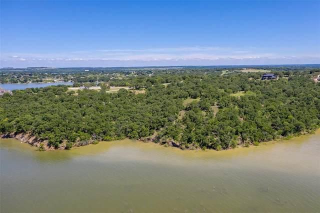 Lot 30 Cimmarron Bay Drive, Runaway Bay, TX 76426 (MLS #14371215) :: Team Hodnett