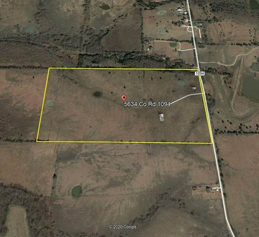 5634 County Road 1094 B, Celeste, TX 75423 (MLS #14371219) :: The Kimberly Davis Group
