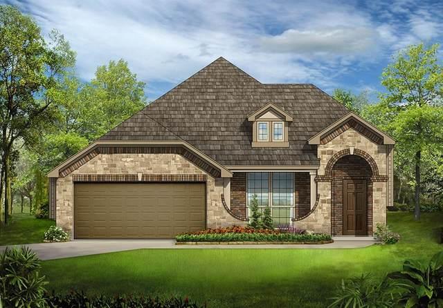 1021 Sandy Hill Road, Burleson, TX 76028 (MLS #14371223) :: The Tierny Jordan Network