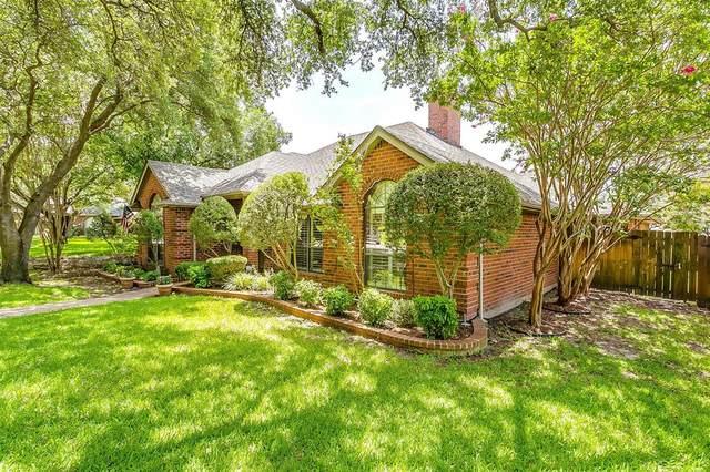 3609 Ernest Court, Fort Worth, TX 76116 (MLS #14371297) :: Team Hodnett