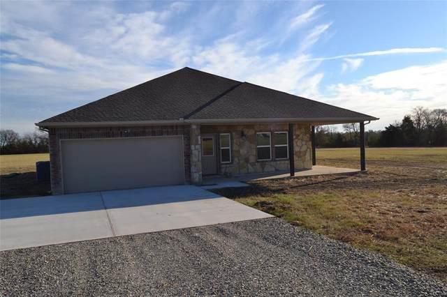 400 Marshall Circle, Whitewright, TX 75491 (MLS #14371323) :: Baldree Home Team
