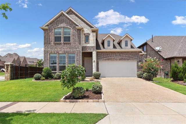 1701 Morning Mist Way, Wylie, TX 75098 (MLS #14371327) :: The Chad Smith Team