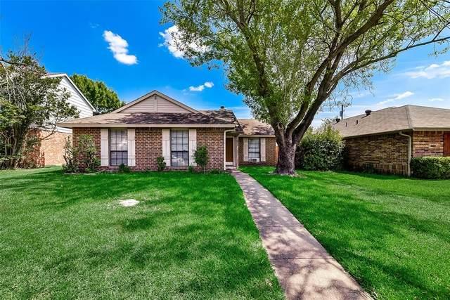 4514 Carmel Lane, Rowlett, TX 75088 (MLS #14371363) :: Real Estate By Design