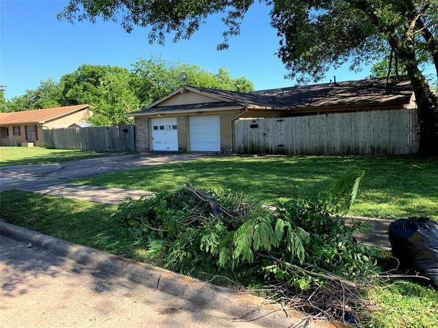 614 Royal Crest Drive, Richardson, TX 75081 (MLS #14371368) :: The Chad Smith Team