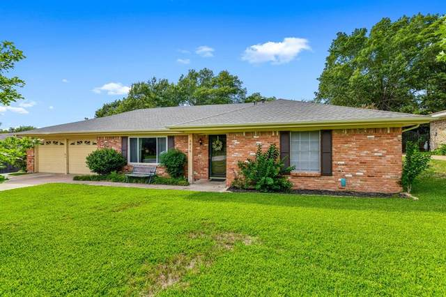 6016 Winifred Drive, Fort Worth, TX 76133 (MLS #14371417) :: Trinity Premier Properties