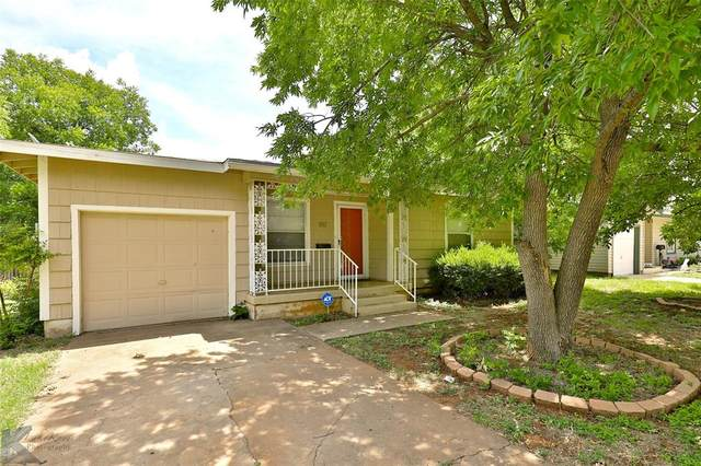 1117 S Jefferson Drive, Abilene, TX 79605 (MLS #14371468) :: Century 21 Judge Fite Company