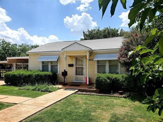 2402 Marshall Street, Abilene, TX 79605 (MLS #14371469) :: The Mitchell Group