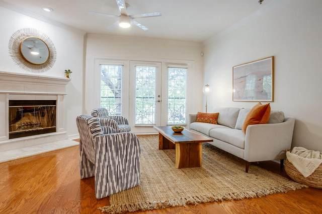 3400 Welborn Street #213, Dallas, TX 75219 (MLS #14371523) :: Results Property Group