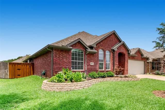 1417 Eugene Drive, Wylie, TX 75098 (MLS #14371525) :: Baldree Home Team