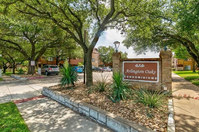 2311 Balsam Drive H203, Arlington, TX 76006 (MLS #14371533) :: Results Property Group