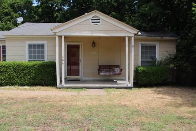 506 Norton Street, Weatherford, TX 76086 (MLS #14371536) :: Tenesha Lusk Realty Group