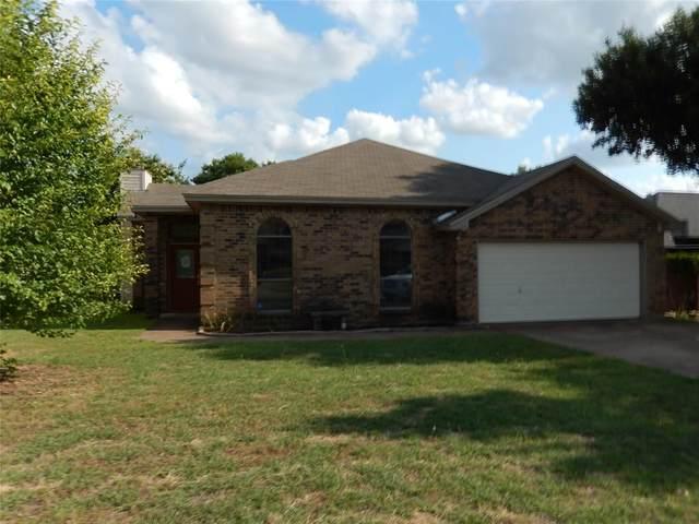 6623 Lakeside Drive, Lake Worth, TX 76135 (MLS #14371570) :: Team Tiller