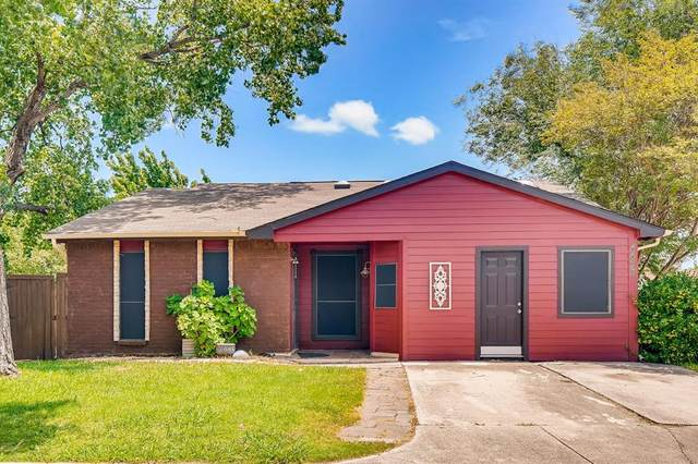 4438 Jenkins Street, The Colony, TX 75056 (MLS #14371571) :: The Heyl Group at Keller Williams