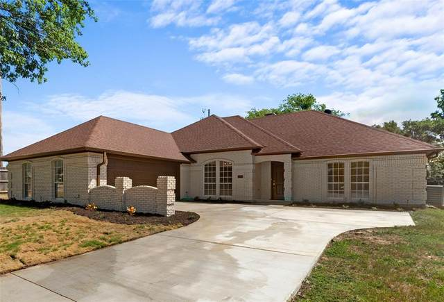 1032 Kingston Drive, Mansfield, TX 76063 (MLS #14371610) :: The Tierny Jordan Network
