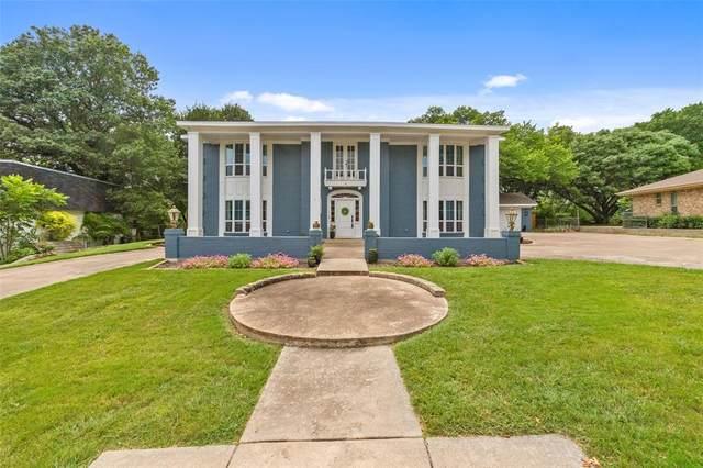 4216 Dawn Drive, Benbrook, TX 76116 (MLS #14371649) :: North Texas Team | RE/MAX Lifestyle Property