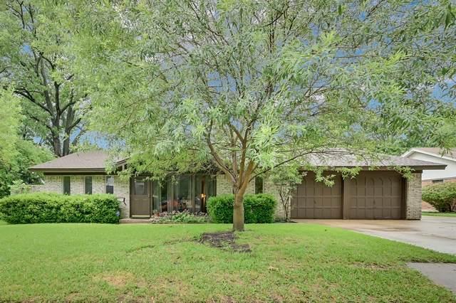 7228 Lola Drive, North Richland Hills, TX 76180 (MLS #14371662) :: Trinity Premier Properties