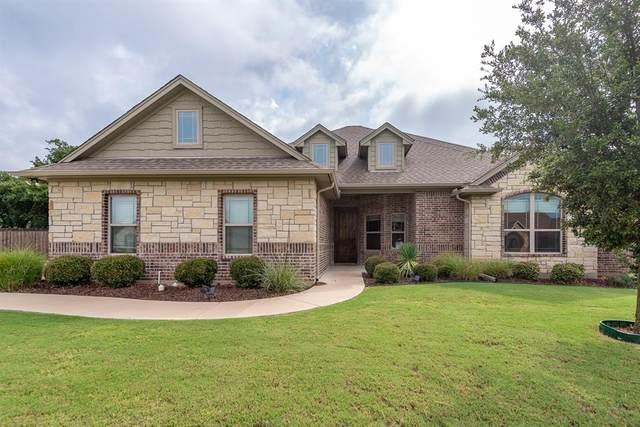 3913 Upper Lake Circle, Granbury, TX 76049 (MLS #14371686) :: The Rhodes Team