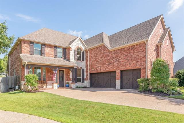 6000 Sterling Drive, Colleyville, TX 76034 (MLS #14371705) :: The Daniel Team