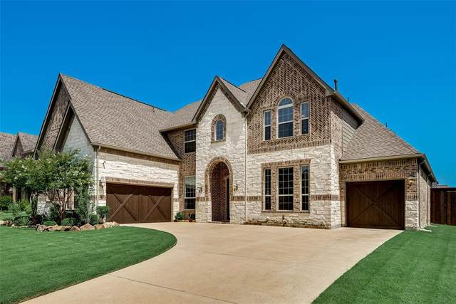 15200 Japanese Maple Lane, Frisco, TX 75035 (MLS #14371720) :: Justin Bassett Realty