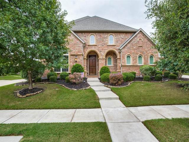 712 Joshua Road, Lantana, TX 76226 (MLS #14371728) :: The Kimberly Davis Group